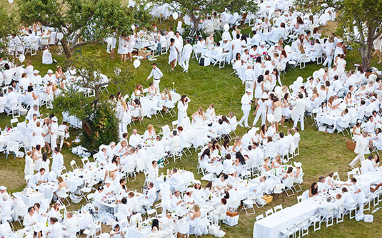 Diner En Blanc Victoria