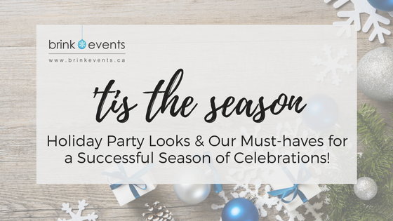 5 CHRISTMAS THEMES FOR YOUR NEXT HOLIDAY PARTY